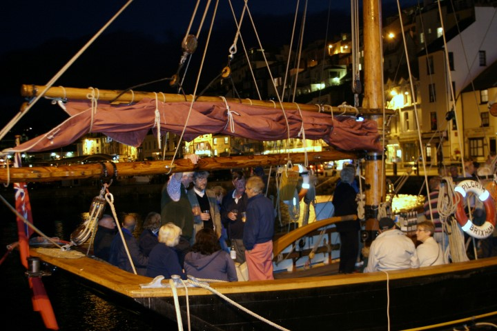 Alfresco evening in port (Small).JPG