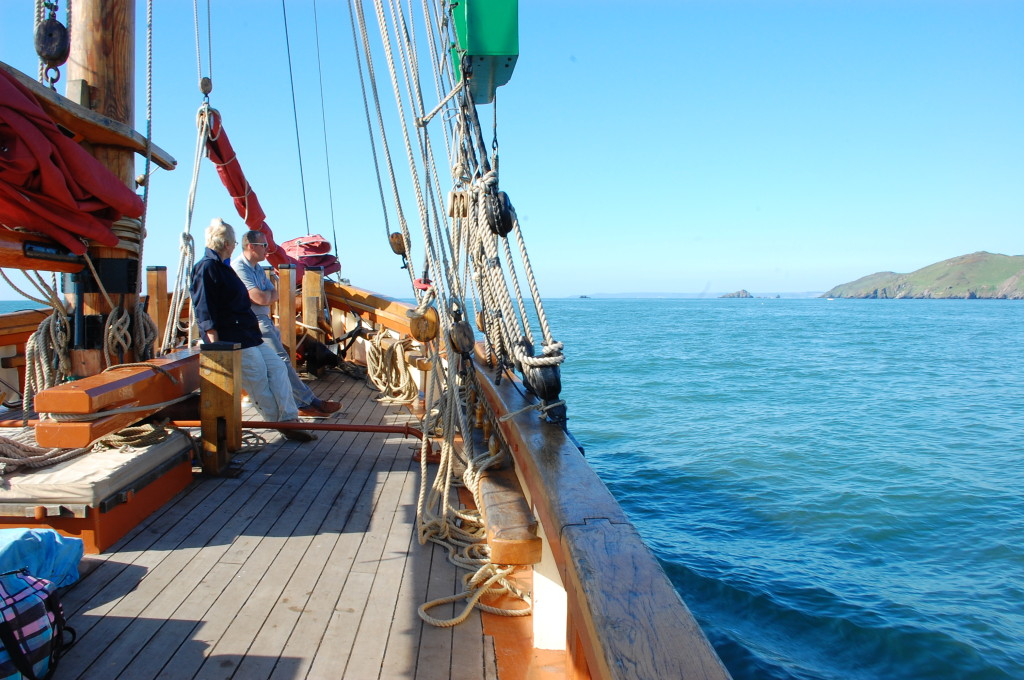 Channel Coasts and Islands Sailing Holiday
