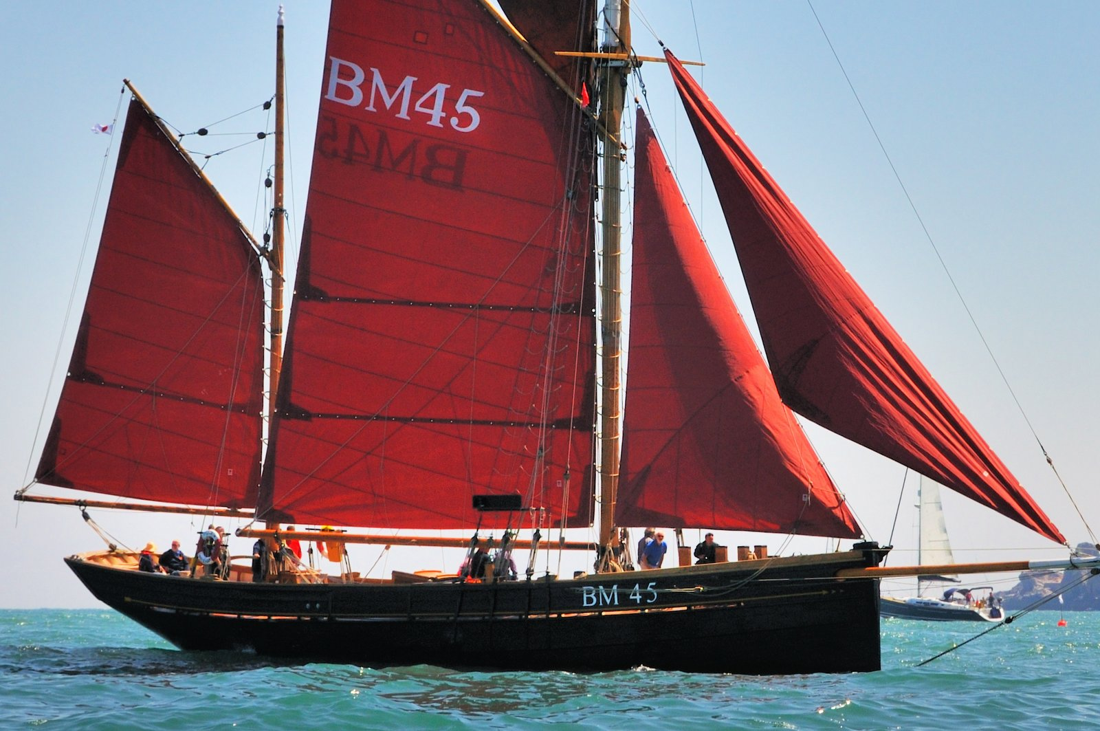 Brixham Boat Trip – Day Sail – Various Dates to Choose