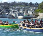Dartmouth Regatta Gig Racing