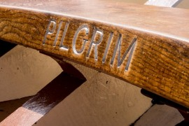 Pilgrim Stern View