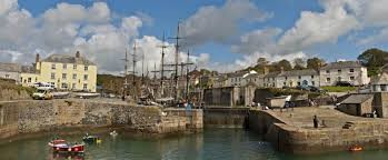 Poldark Coasts Charlestown Regatta