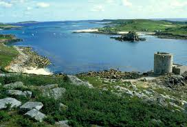 Isles of Scilly Castle