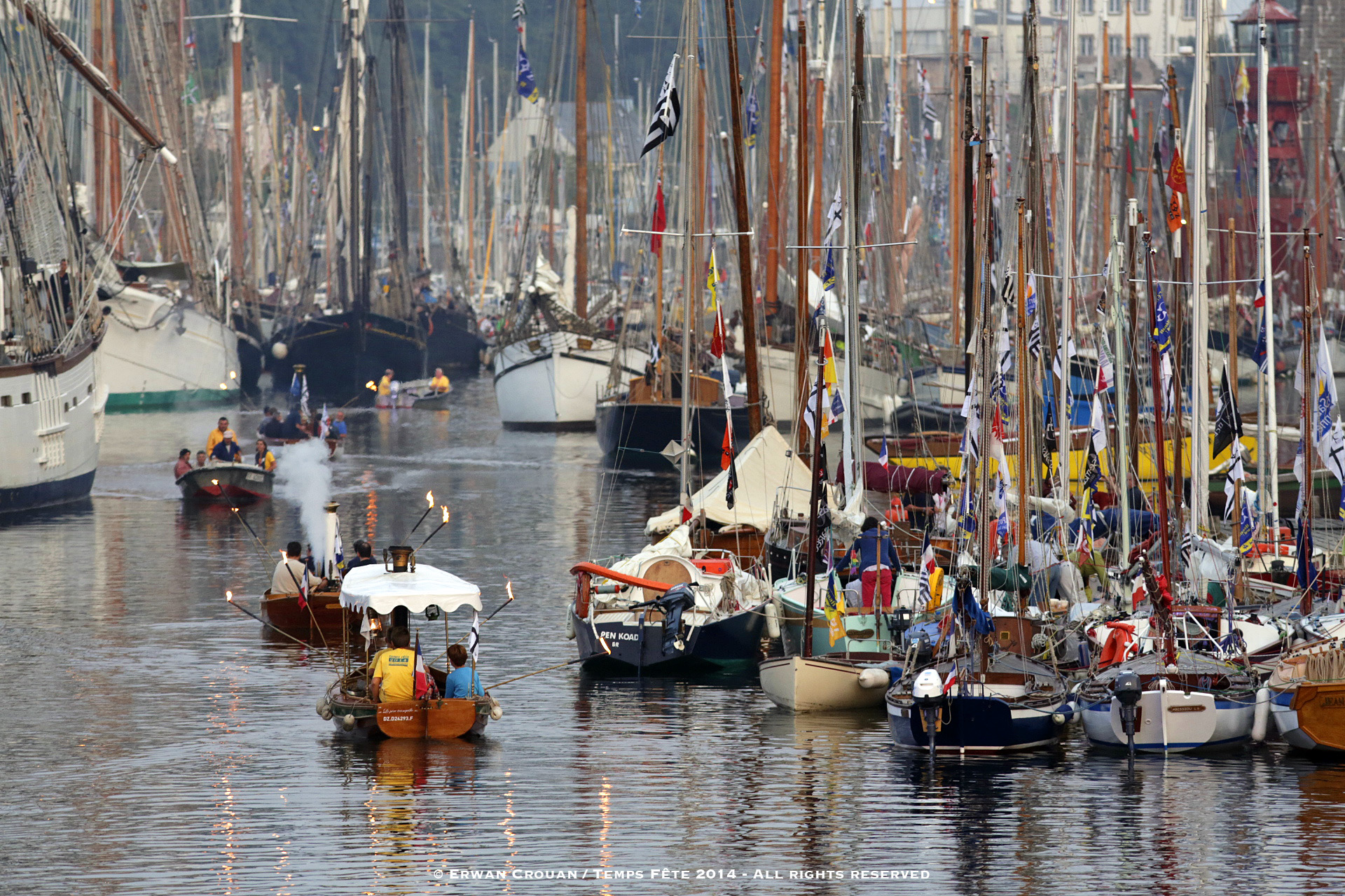 British Firework Championships & Paimpol Festival -Sailing Holiday -8 Nts 8th Aug