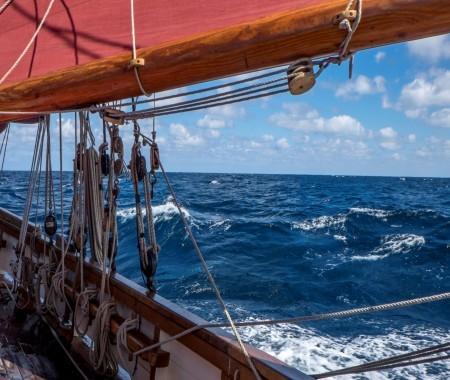 Pilgrim of Brixham South Devon Sailing Short Break