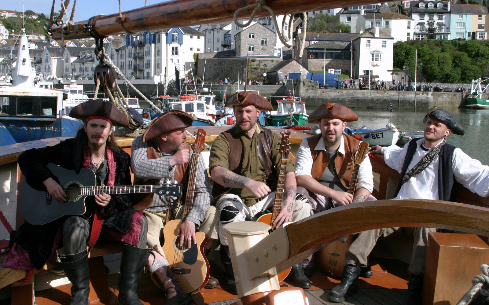 Special Event Weekend Break-Dartmouth Music Festival 12th – 14th May