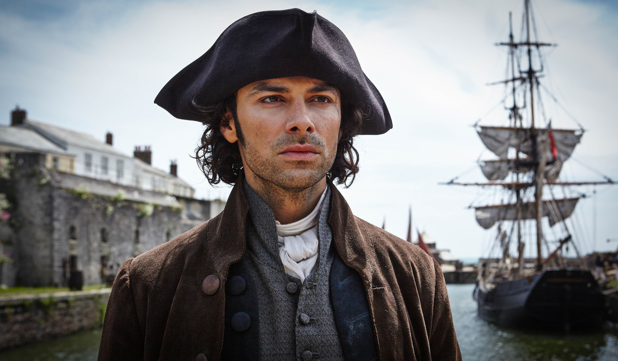 Devon to Cornwall Short Break Poldark Coasts & Charlestown Regatta -3nts 21st Jul