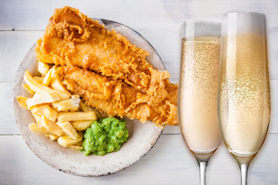 Fizz Fish and chips
