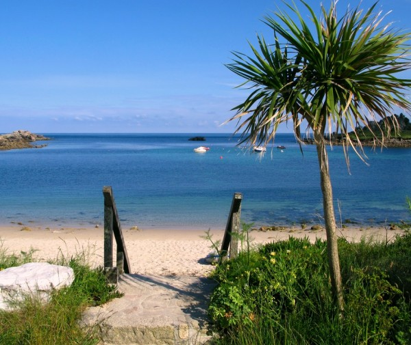 The idyllic Scilly Isles