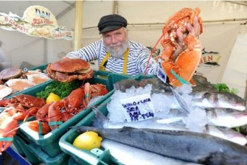 Plymouth Seafood Festival Weekend