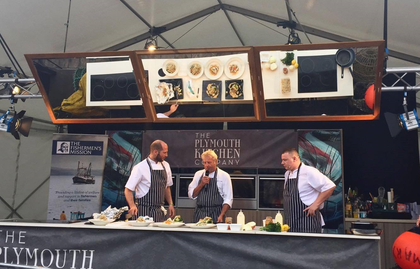 Plymouth Seafood Festival weekend -4 Nts 21st Sept