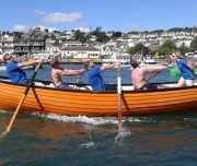 Royal Dartmouth Regatta Rowing