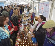 dartmouth-food-festival-stalls-sailing-weekend