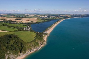 Stunning Slapton Sands Devon Dartmouth Crab Festival