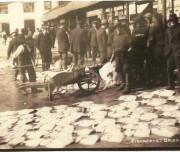 Historic Brixham Fish market