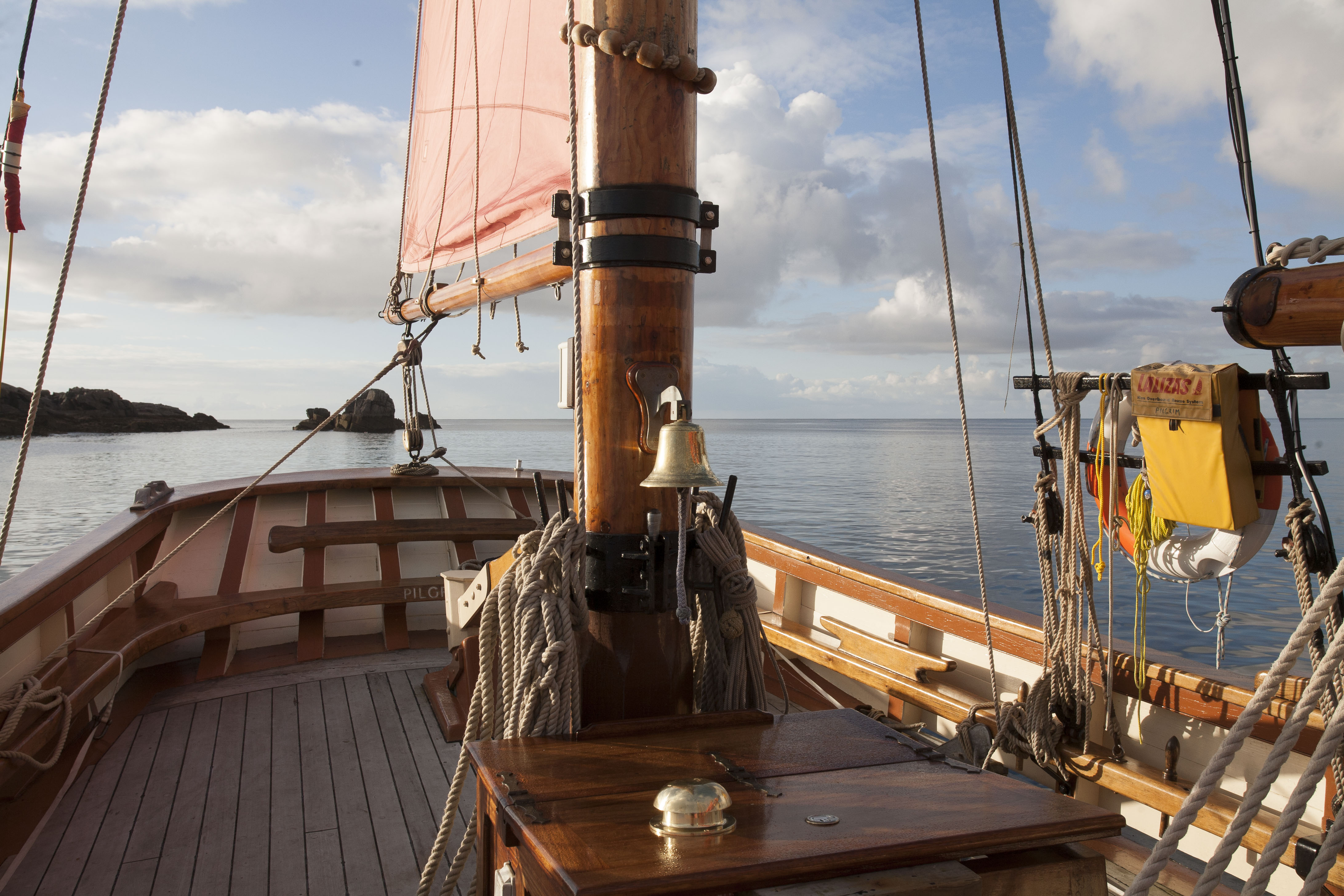 Channel Coasts and Islands Sailing Short Break