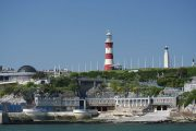 Cornwall to Devon Short Break Plymouth Hoe Lighthouse