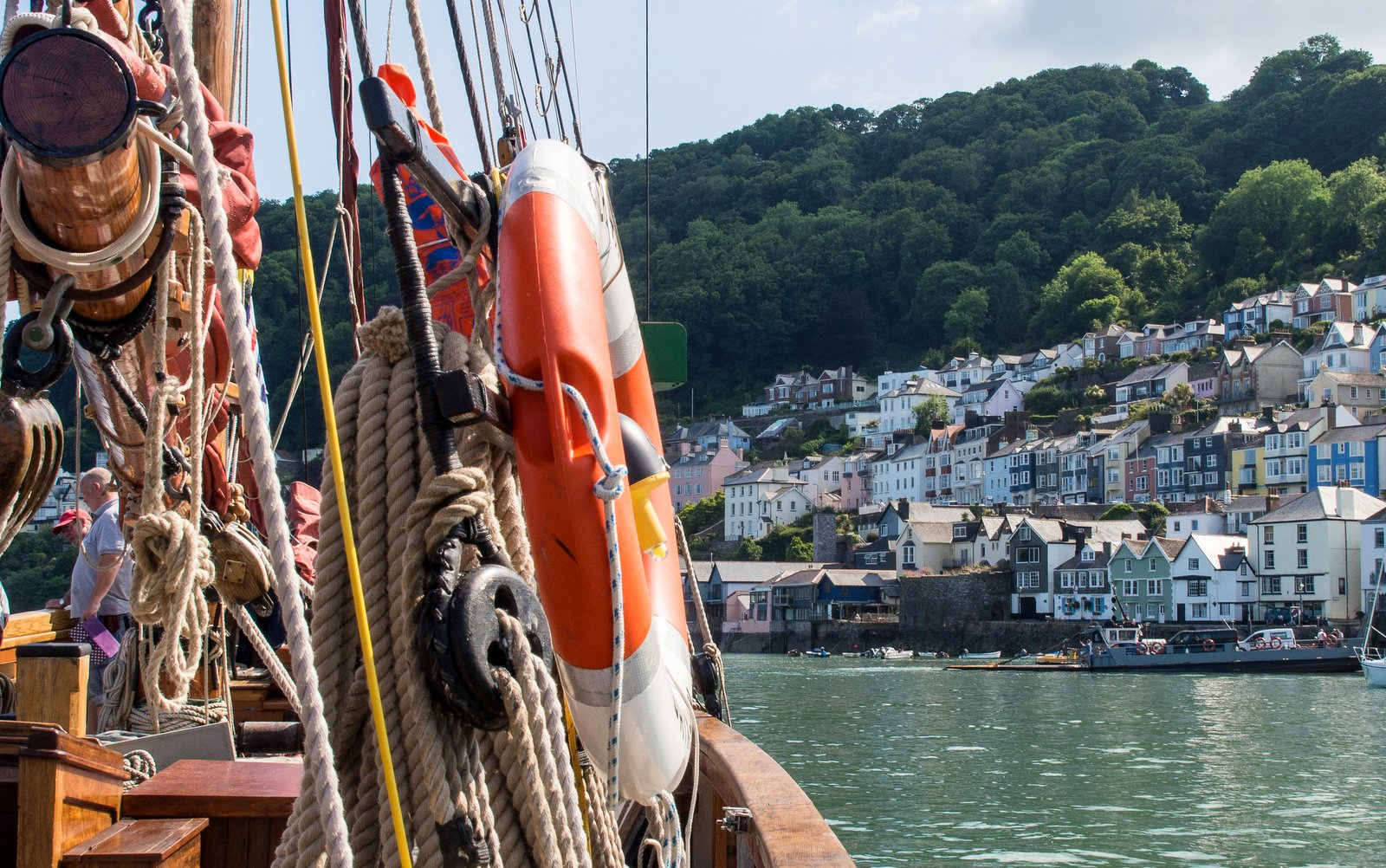 Devon B&B Sailing Weekend