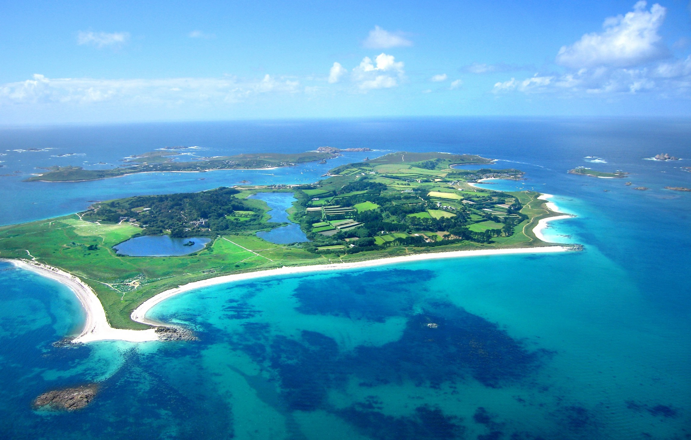 Scilly Isles Sailing Holiday