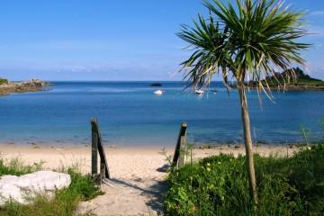 The idyllic Scilly Isles
