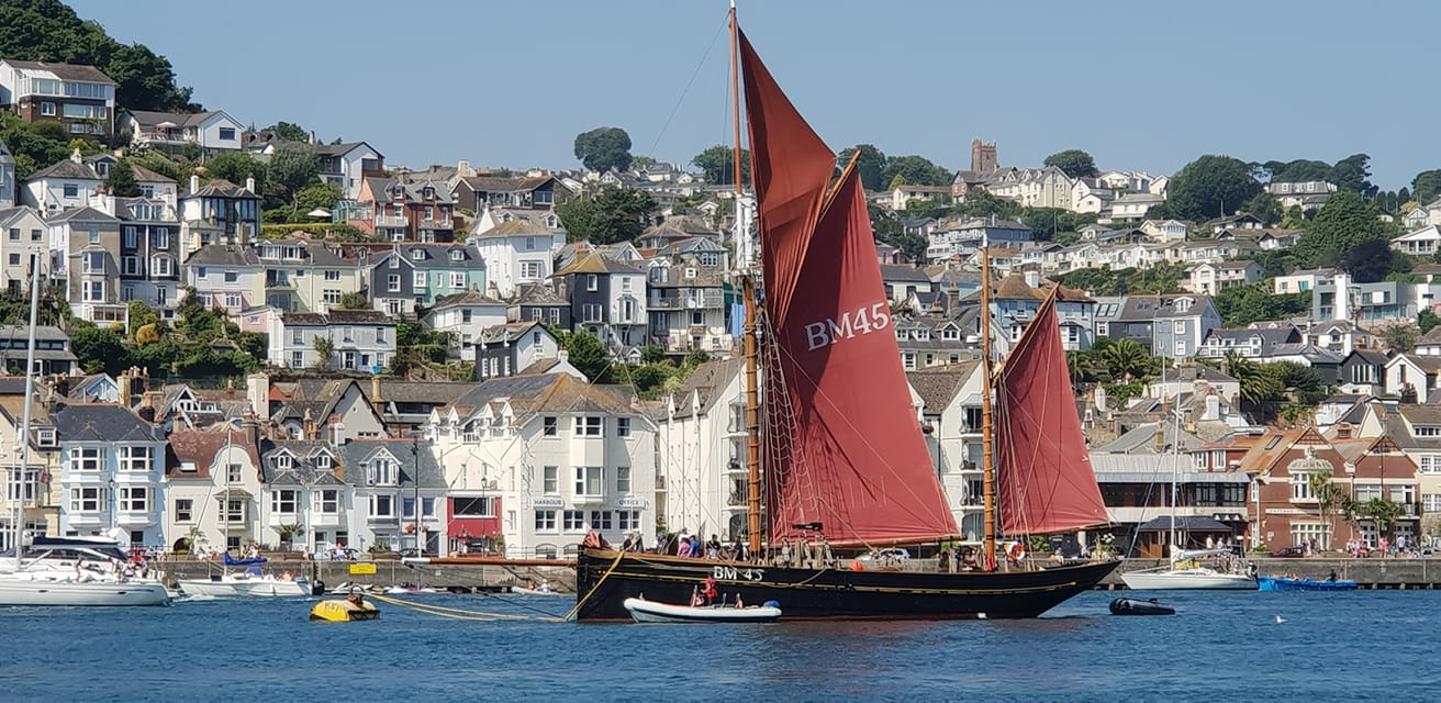 Dartmouth Regatta Sailing Weekend