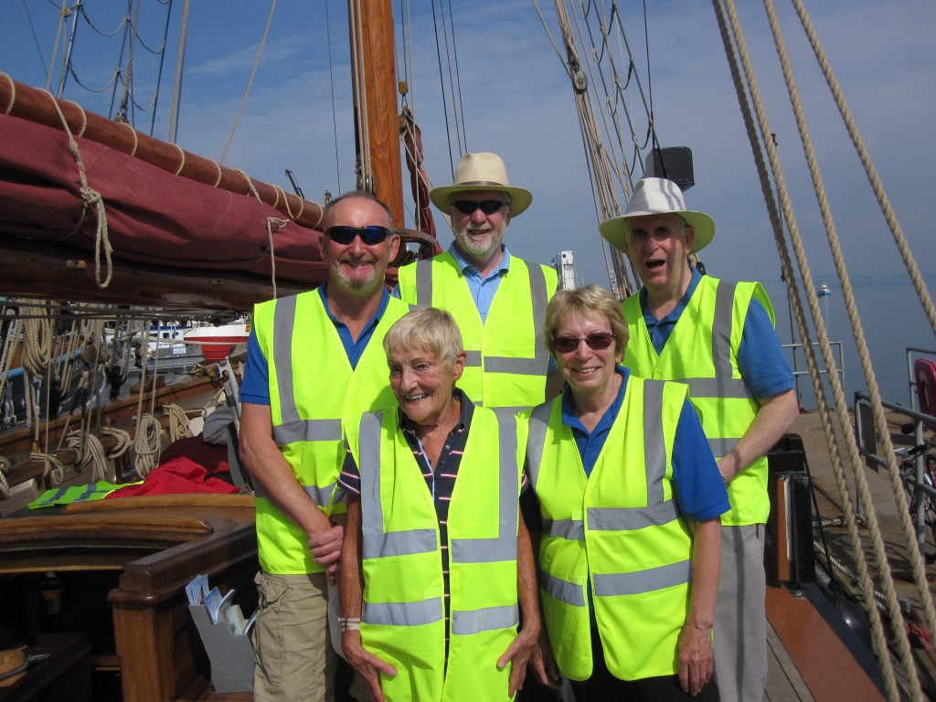 Pilgrim Open Day Team