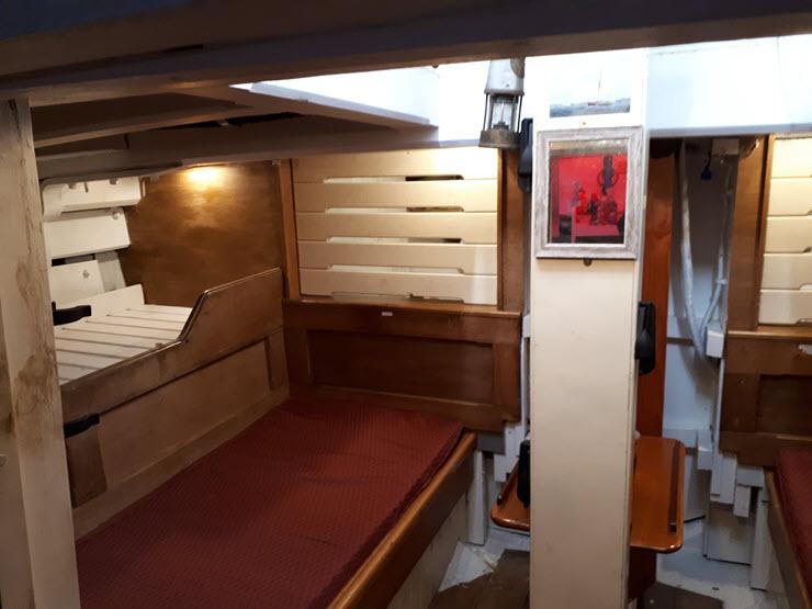 PilgrimBM45 Crew Cabin