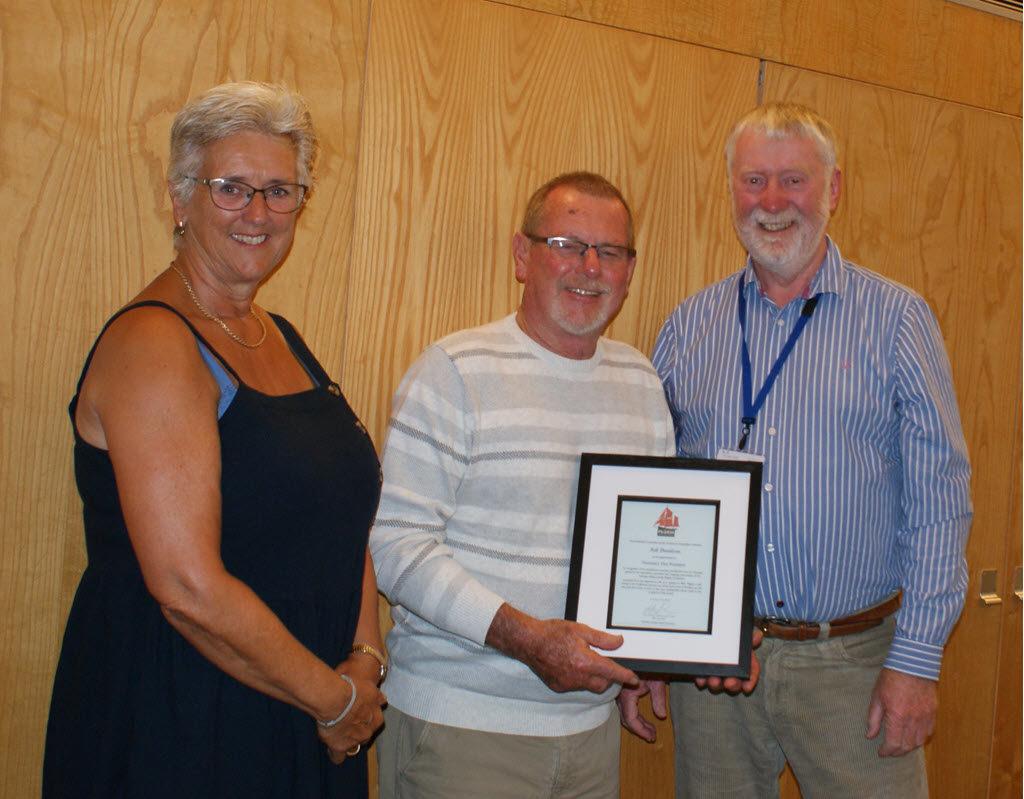 Pilgrim Foundation appoints Vice President - Neil Davidson