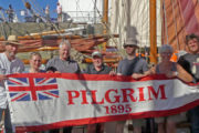 Pilgrim at Brest