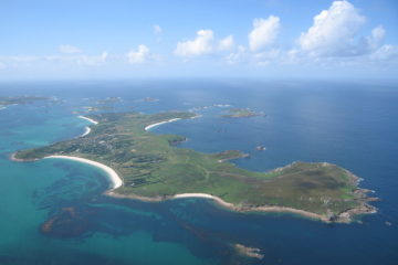 St Marton's Isles of Scilly